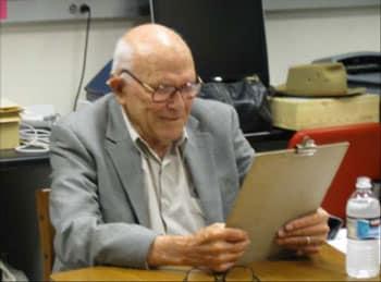 Dr. Robert Cyril Stebbins, Renowned UC Berkeley Herpetologist Dies At 98